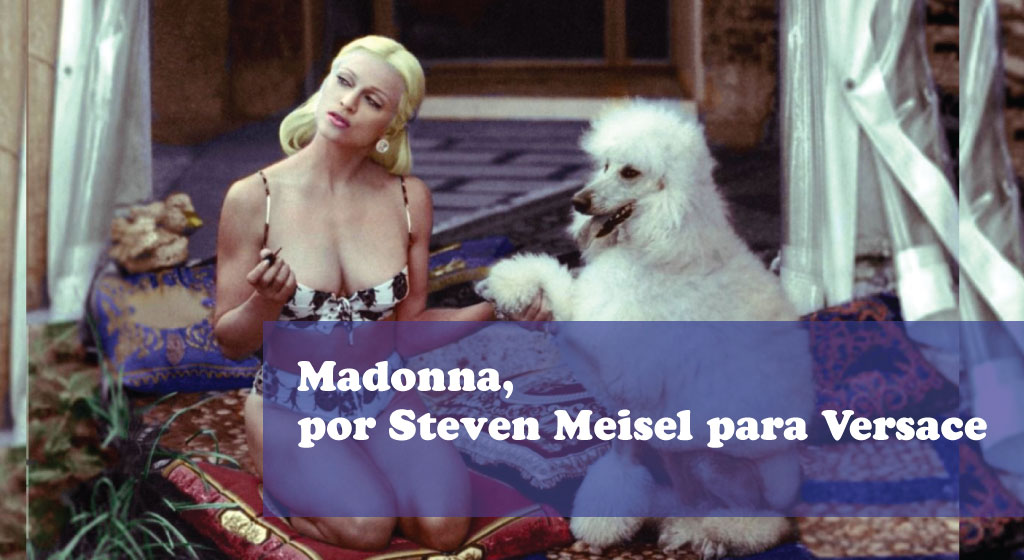 Madonna po Meisel